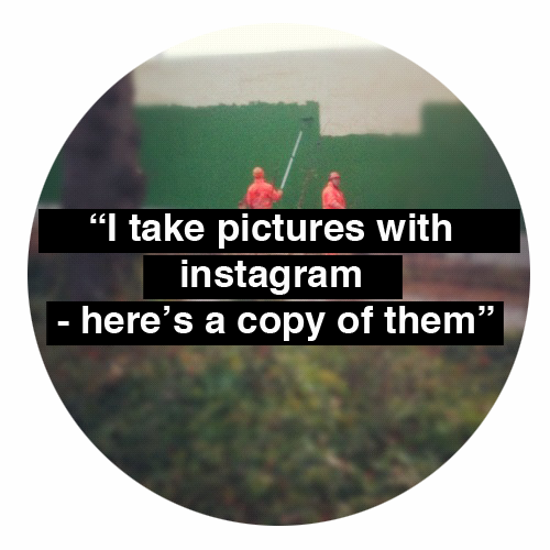 I take pictures with instagram - here's a copy of them